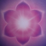 6 Petaled Seat-of-the-Soul Chakra