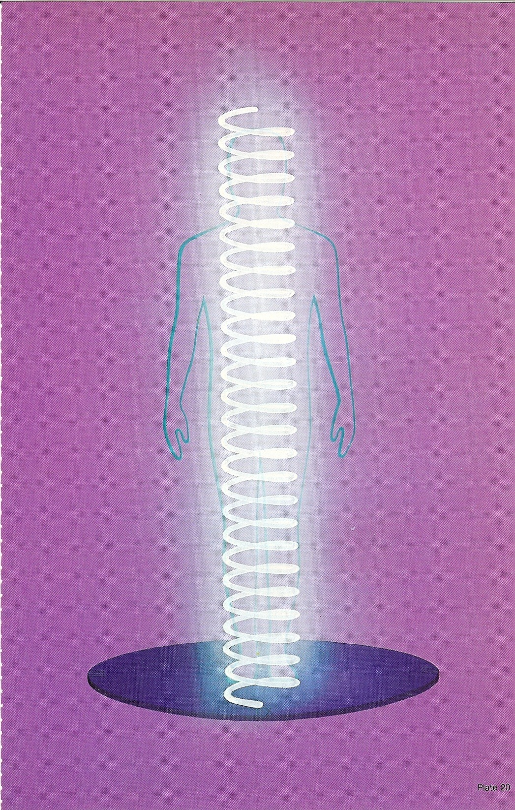 Using Fiery Coil of Energy Balancing Chakras