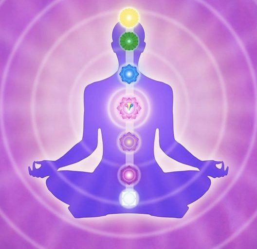 Secret Key Violet Flame to Heal and Balance Chakras