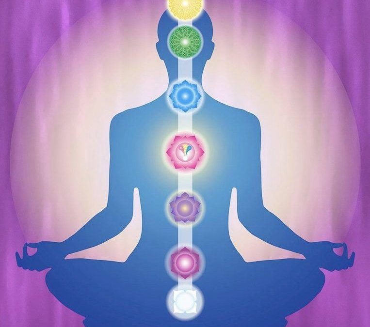 7 Chakras are Wheels of Energy